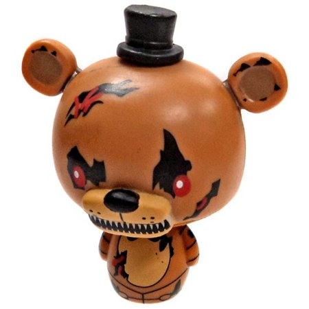 Funko Pint Size Heroes Five Nights At Freddys FNAF Nightmare Freddy Figure 1/12 (Fnaf 4 Halloween Update Trailer)