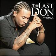 Last Don - Don Omar [CD]