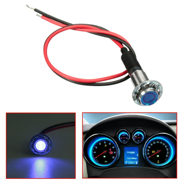 LED Dash Panel Dashboard Indicator Warning Indicator Light