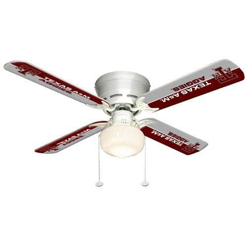Sports Fan Products NCAA 42'' 4 Blade Ceiling Fan