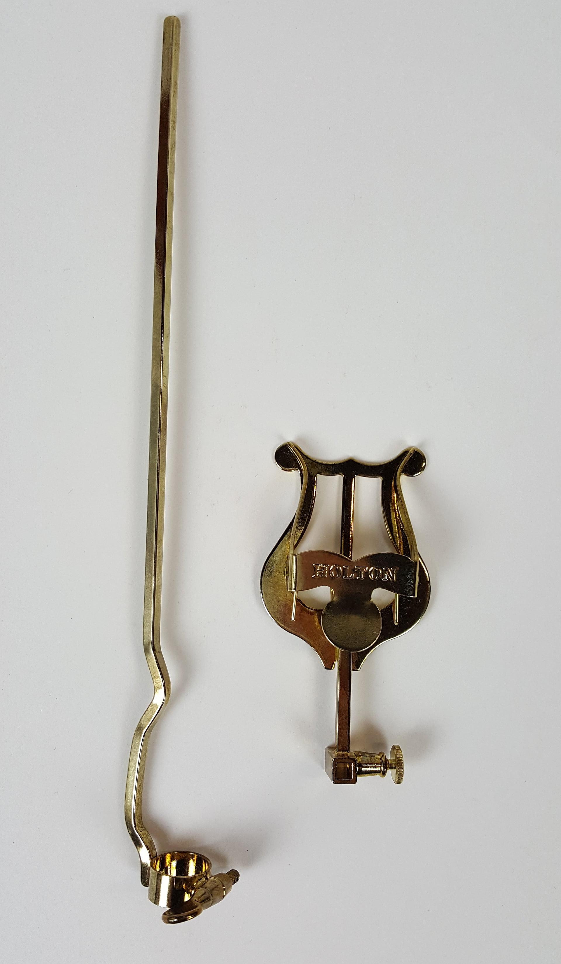 Holton 3060B Tenor Trombone Lyre, Brass by Holton
