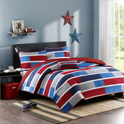 Home Essence Apartment James Colorblock Coverlet Bedding Set