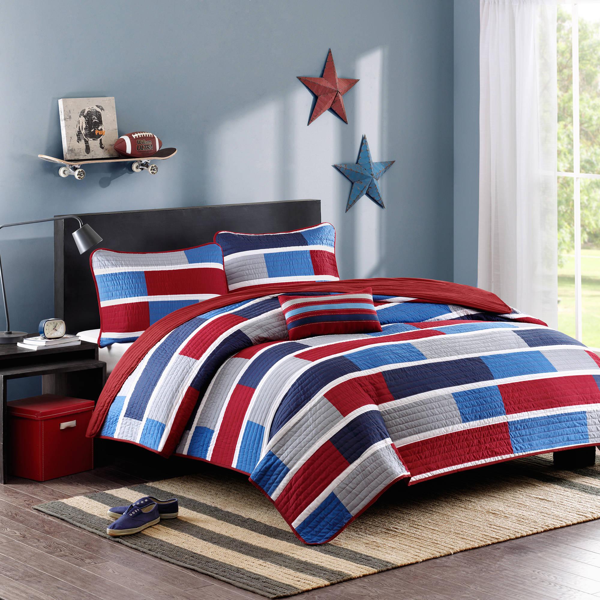Home Essence Apartment James Bedding Quilt Set