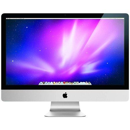 "Refurbished Apple iMac 27"" All In One Desktop PC Intel Core i5-760 2.8GHz Quad Core 8GB 1TB"