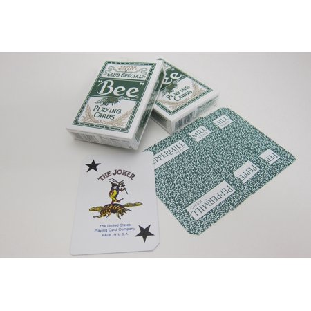 Pepper Mill Reno Casino Green Playing Cards- 2pck](Casino Playing Cards)