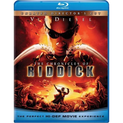 The Chronicles Of Riddick (Unrated) (Blu-ray) (Widescreen)