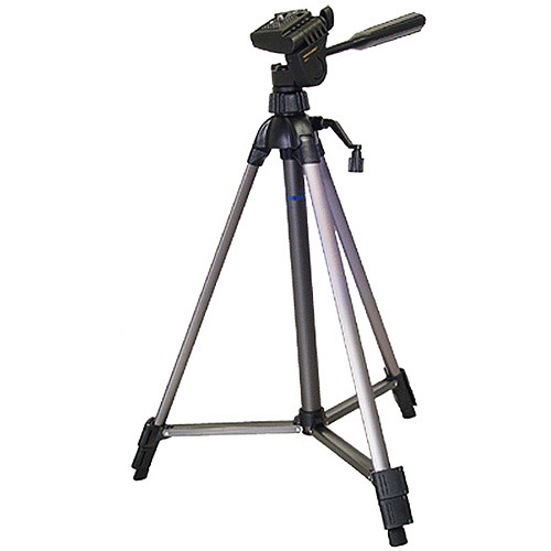 Vanguard Mk Series Lightweight Tripod With 3-Way Panhead And Geared Elevator