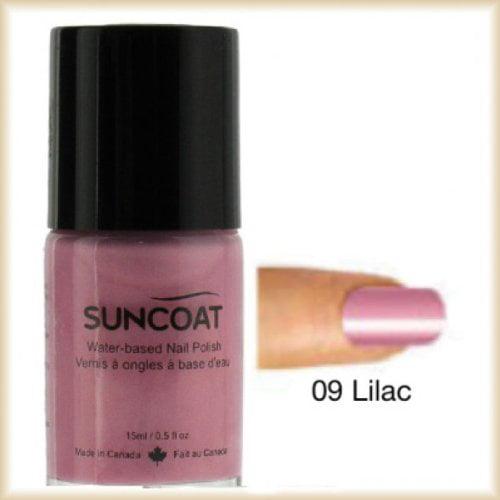 Suncoat Products Inc. The Classics Nail Polish Lilac 0.43 Oz