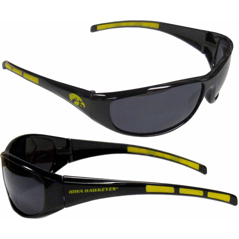 NCAA Iowa Wrap Sunglasses