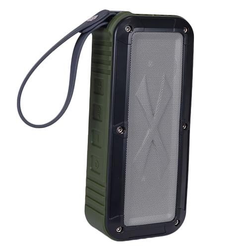 Logisys SP608MG Bluetooth Waterproof Rugged Speaker
