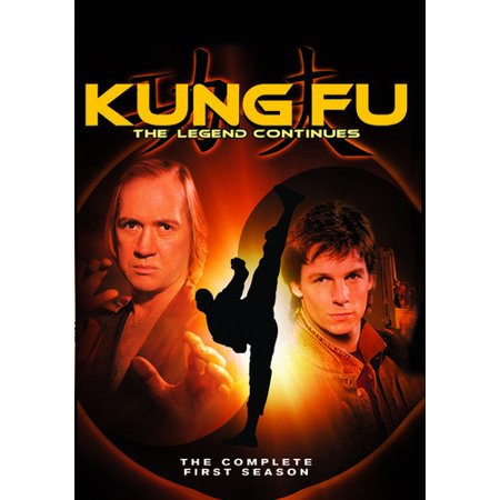 Kung Fu The Legend Continues: The Complete First Season
