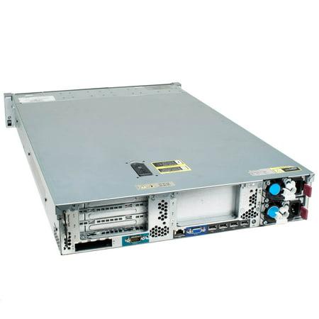 "Refurbished HP Proliant DL380p Gen8 8 x 3.5"" HS E5-2640 Six Core 2.5Ghz 48GB 8x 300GB 15K P420i - image 1 de 3"