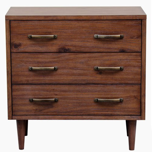 Accentrics Home Mid Century Drawer Chest