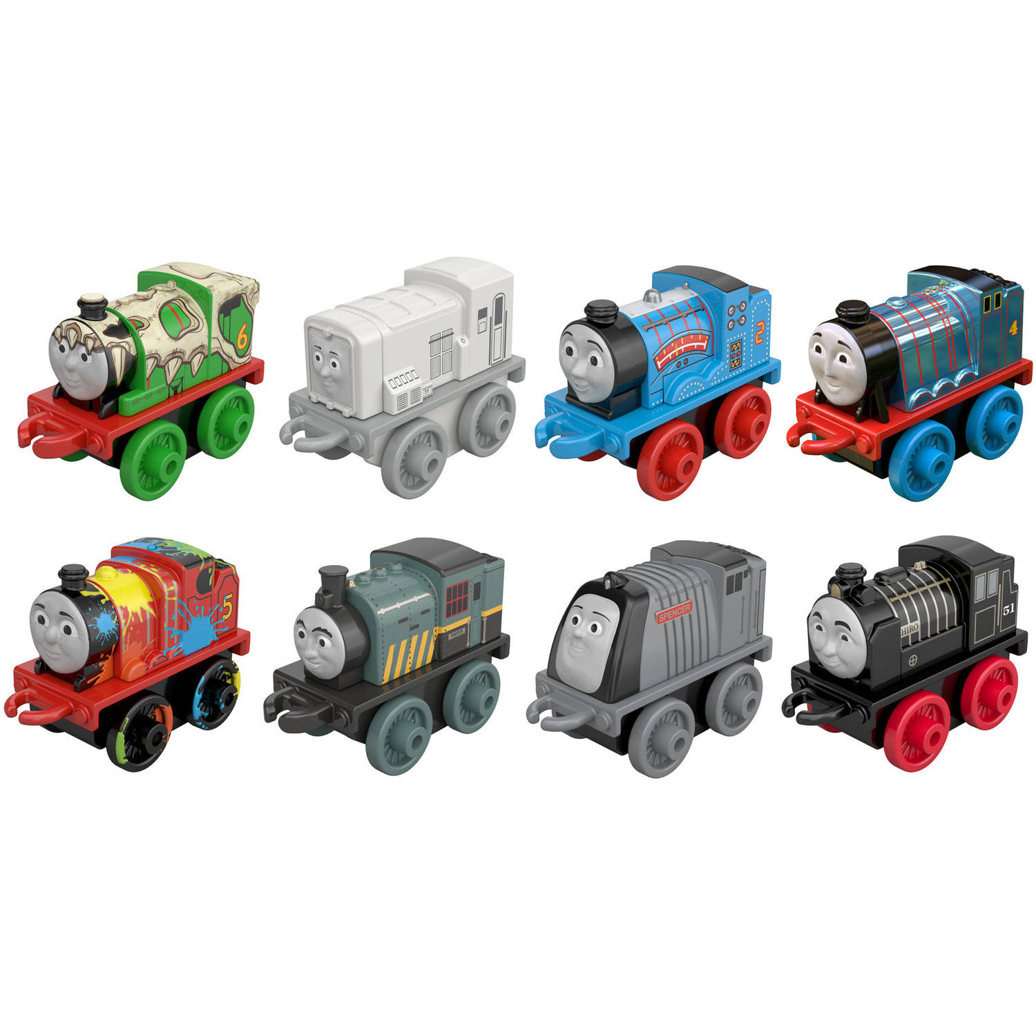Fisher Price Thomas & Friends Minis