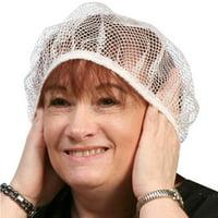 Hair Net Sleeping Cap to Preserve Hair Do
