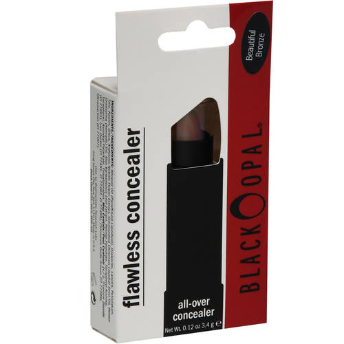 Black Opal Flawless All-Over Concealer, Beautiful Bronze, 0.12 oz