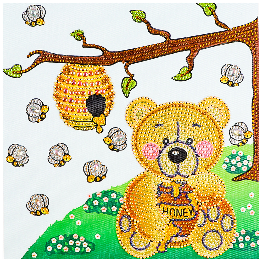 5D DIY Special Shaped Part Drill Diamond Painting Embroidery Cross Stitch Kits