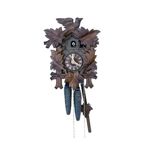 Schneider Traditional Cuckoo Wall Clock