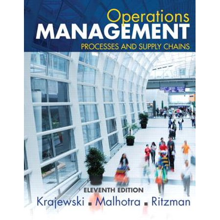 Express Starter Package - Operations Management: Processes and Supply Chains Plus Mylab Operations Management with Pearson Etext -- Access Card Package (Other)