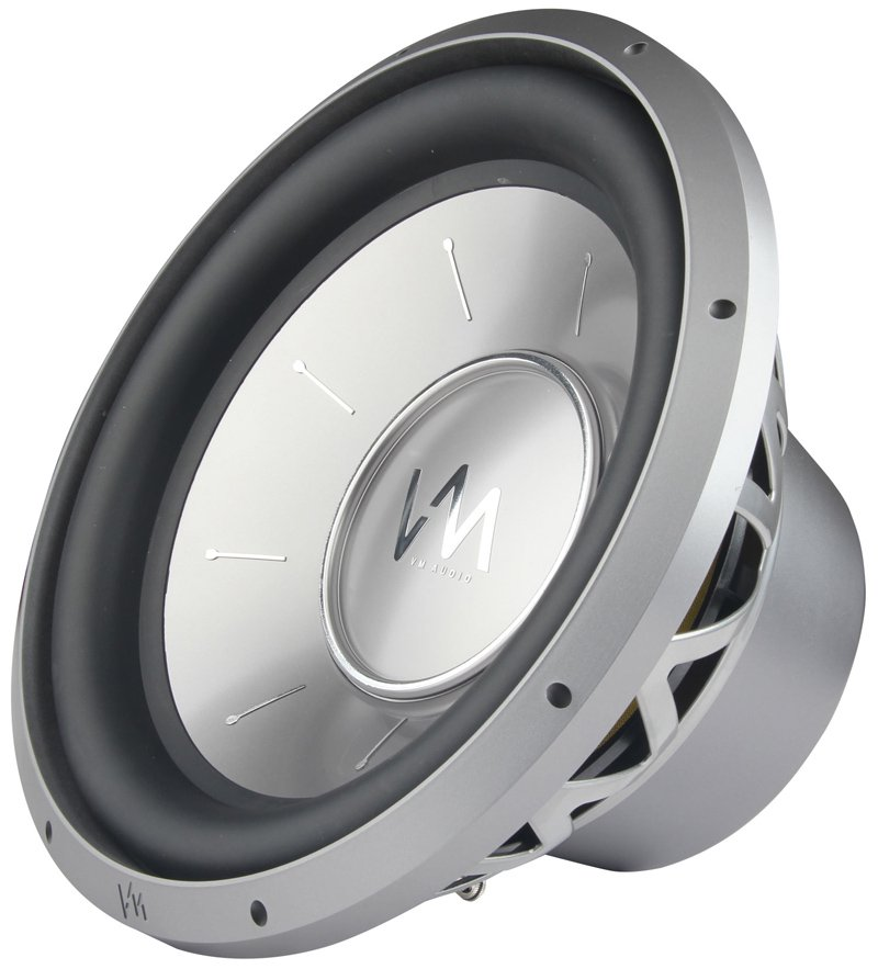 "VM Audio EXW12 Elux 12"" Competition Car Audio Power Subwoofer Sub 2400W DVC"