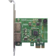 HighPoint ROCKETRAID622 HighPoint Rocket 622 2-port Serial ATA Controller - Serial ATA/600 - PCI Express 2.0 x1 - Plug-in Card - RAID Supported - 0, 1, 5, 10, JBOD RAID Level - 2