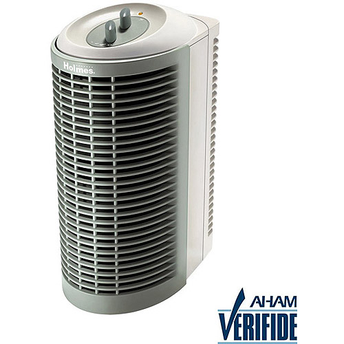 Jarden Home Environment Holmes Mini Tower HEPA Air Purifier  HAP412NU