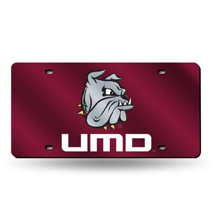 Minnesota Duluth Bulldogs NCAA Laser Cut License Plate Tag