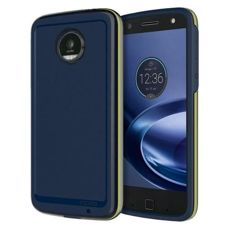 Incipio Moto Z case, Level 4, Ultra-Rugged Drop Protection Polycarbonate