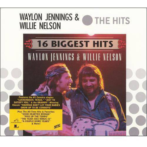 16 Biggest Hits: Waylon Jennings & Willie Nelson