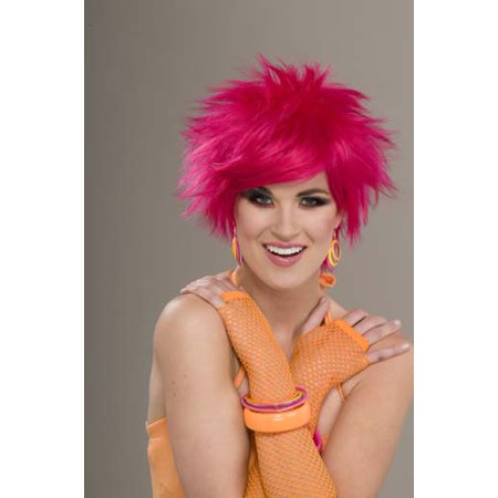 Pink Pop Costume Wig for $<!---->
