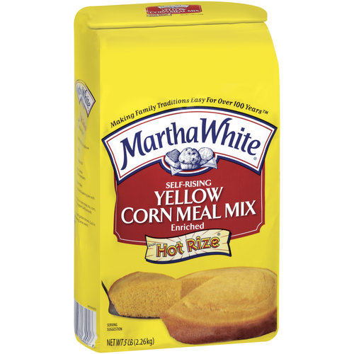 JM Smucker Martha White  Corn Meal Mix, 5 lb