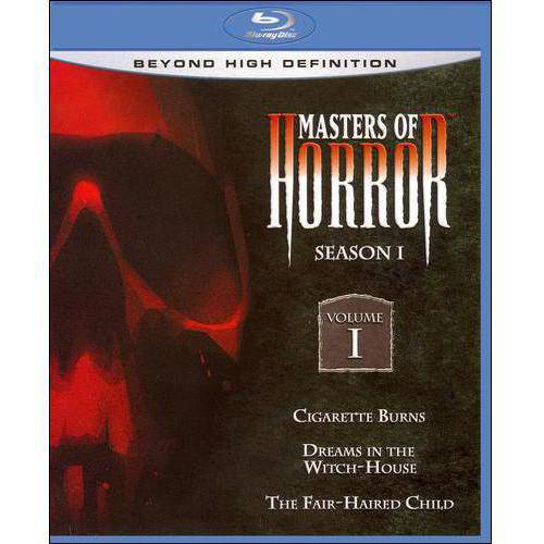 Masters Of Horror: Season 1 - Volume 1 (Blu-ray)