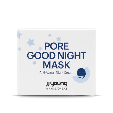 JJ Young by Caolion Lab Pore Good Night Face Mask](Goon Mask)