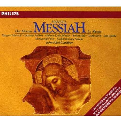 Handel: Messiah / Gardiner, English Baroque Soloists