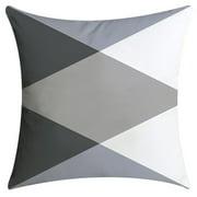 Domqga Modern Style Durable Pillowcase Cushion Pad Cover Car Household, Cushion Pad, Cushion Cover