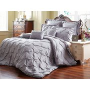 set hotel bed comforter p s spaces style malcom c size king comfort sheets piece hypoallergenic grey includes