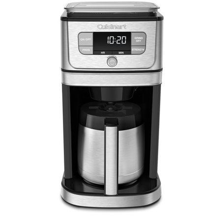 Cuisinart Fully Automatic Burr Grind and Brew Thermal Coffeemaker (10