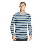 Club Room Mens Striped Ls Graphic T-Shirt