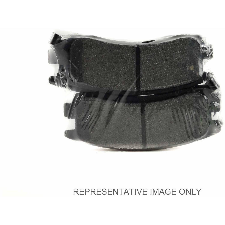 Bendix Brake Pad Kit, #Mrd804
