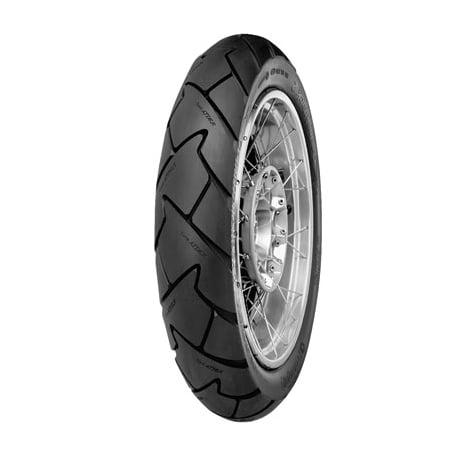 120/70R-19 (60V) Continental ContiTrail Attack 2-Front Dual Sport Motorcycle Tire for Ducati Scrambler Desert Sled 2017-2018