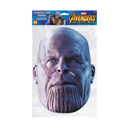 Thanos Character Mask - Movie Character Masks