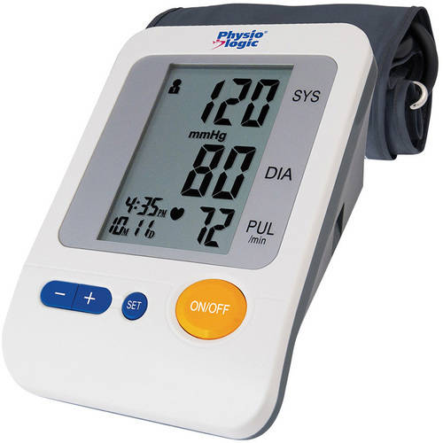 Physio Logic Essentia Blood Pressure Monitor For Home Use, 1ct