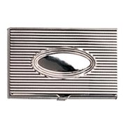 Simran BC-14-G Ajmer Gold Finished Business Card Case