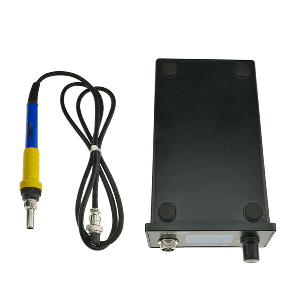 Digital Soldering Iron Station Finished Controller T12 Handle welding iron
