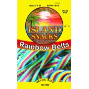 Rainbow Belts, 3 oz (6-Pack)
