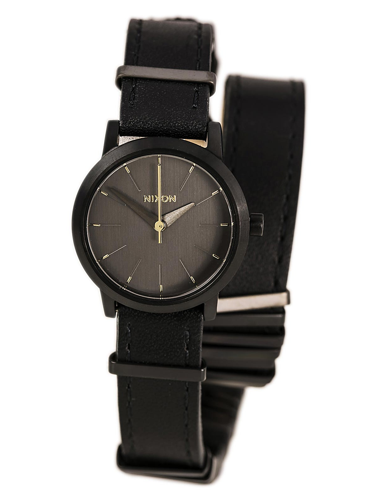 Nixon Kenzi Wrap Leather Women's Watch, A4031616