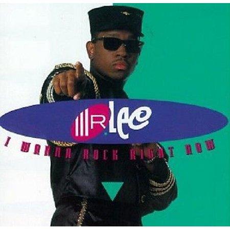 Shelf Rack Cassette - I Wanna Rock Right Now [Audio Cassette] Mr Lee