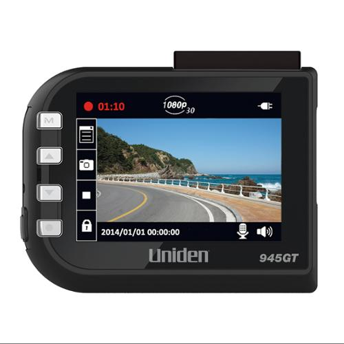 "Uniden Cam945gt Digital Camcorder - 2.4"" Lcd - Full Hd - 16:9 - Microsd Card - Gps - Memory Card (cam945gt)"