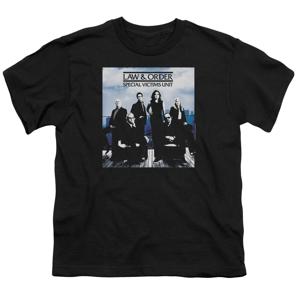 Law & Order SVU Crew 13 Big Boys Shirt