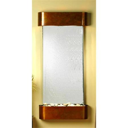 Adagio CSR1040 Cascade Springs - Silver Mirror Wall (Mirror Wall Fountain)
